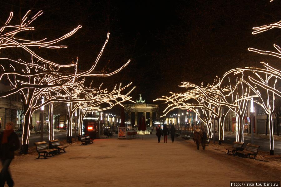 Новый год, Берлин