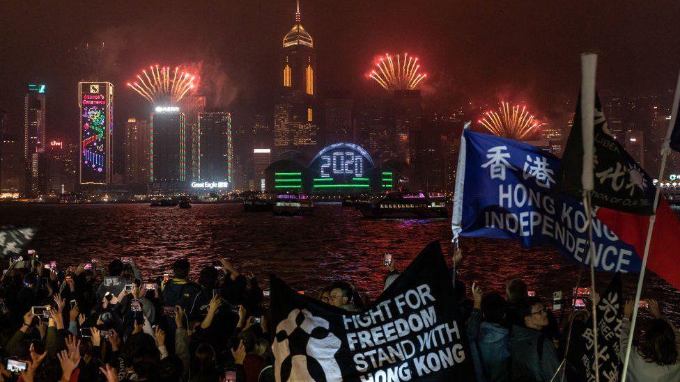 Гонконг, новый год