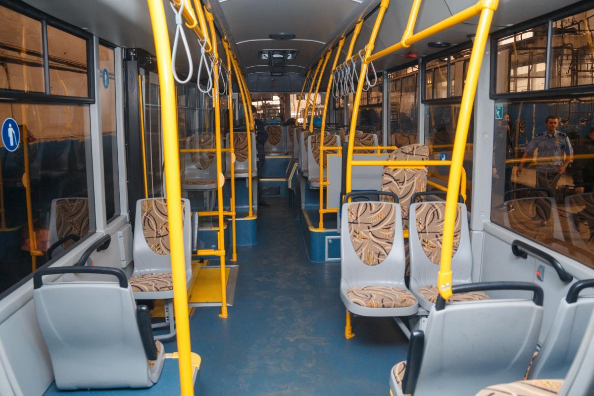 У Харкові оголосили підозру водію тролейбуса / Фото www.vmr.gov.ua