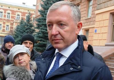 Осачук ліквідував одне управління Чернівецької ОДА