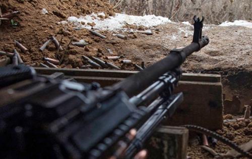 Штаб ООС: 17 січня збройні формування РФ вісім разів порушили режим припинення вогню