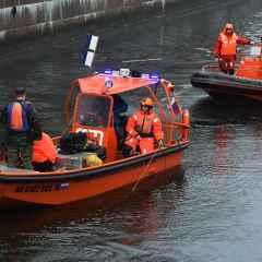 Спасатели вытащили из Москвы-реки пьяного жителя Саратова