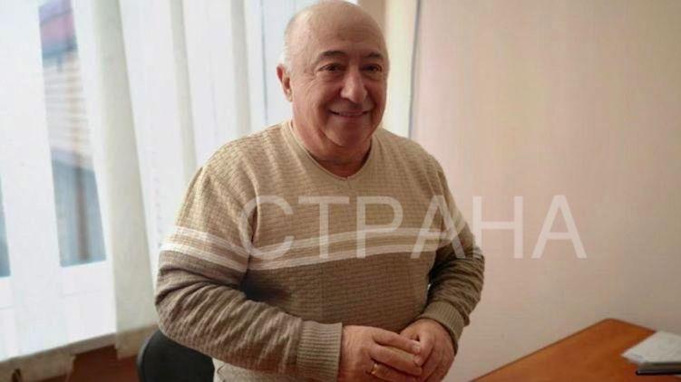 Александр Семенович Зеленский, отец президента Украины, фото: Анастасия Товт, Cтрана