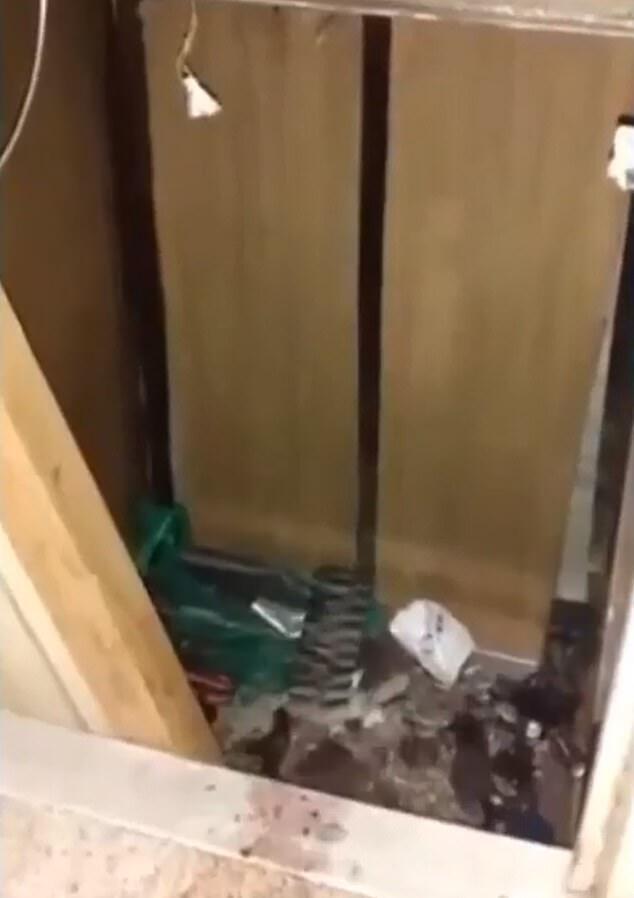 Аварійний ліфт