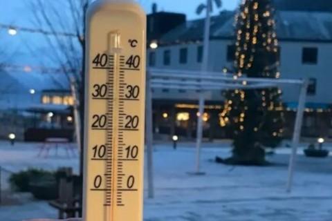 В Норвегии зафиксировали рекордно тёплую погоду для января