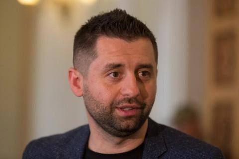 Арахамия отреагировал на решение Гончарука уйти в отставку