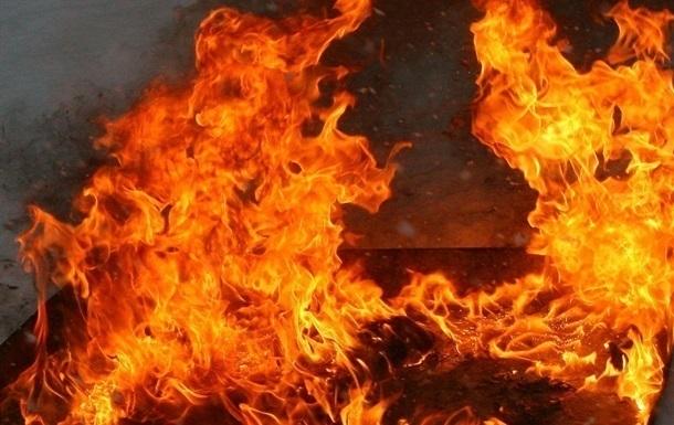 В Киеве произошел пожар в клинике красоты