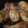 Куриные голени с тмином