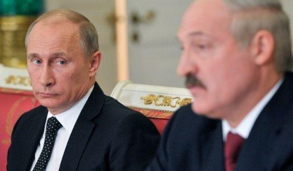Заико: «Лукашенко уже списанный материал для Путина»