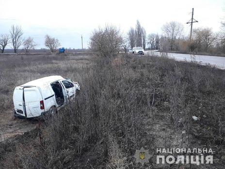 17-річного водія Peugeot затримали
