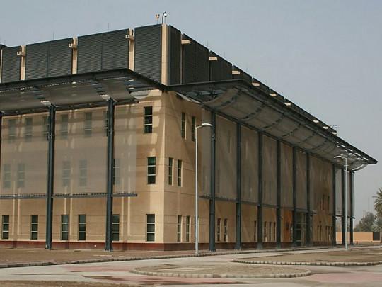 Посольство США в Ираке