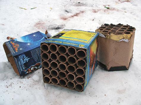 Два жителя Житомирской области попали в реанимацию из-за взрыва фейерверка