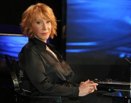 Кира Александровна работает на ТВ около 50 лет