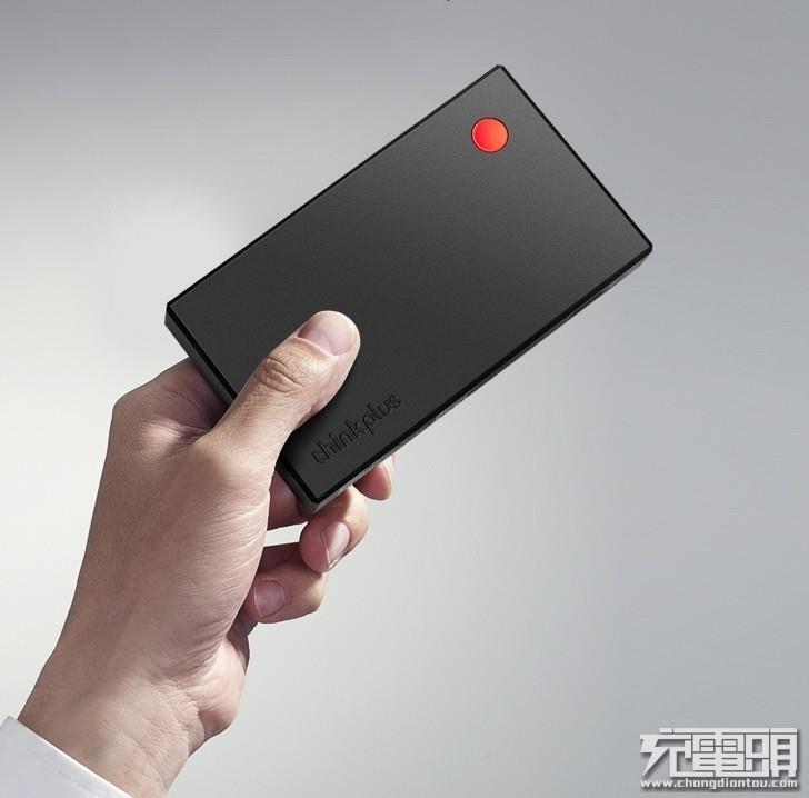 Lenovo представила потужний зовнішній акумулятор: заряджає навіть ноут