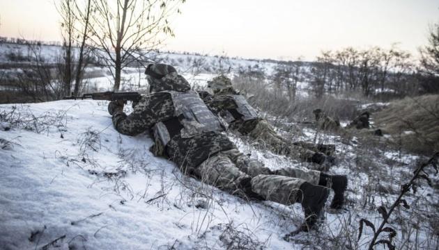 Окупанти обстріляли із 120-мм мінометів позиції ЗСУ біля Оріхового