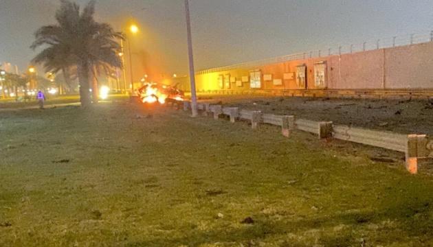 Аеропорт Багдада обстріляли ракетами, загинув іранський генерал — ЗМІ