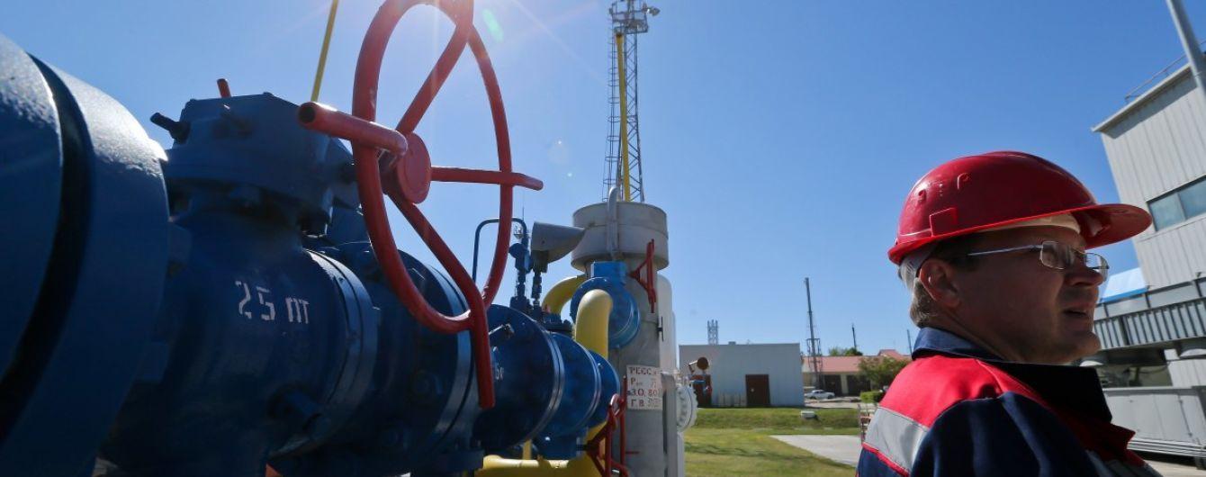 Нова транзитна угода: Україна транспортувала до ЄС перші кубометри газу