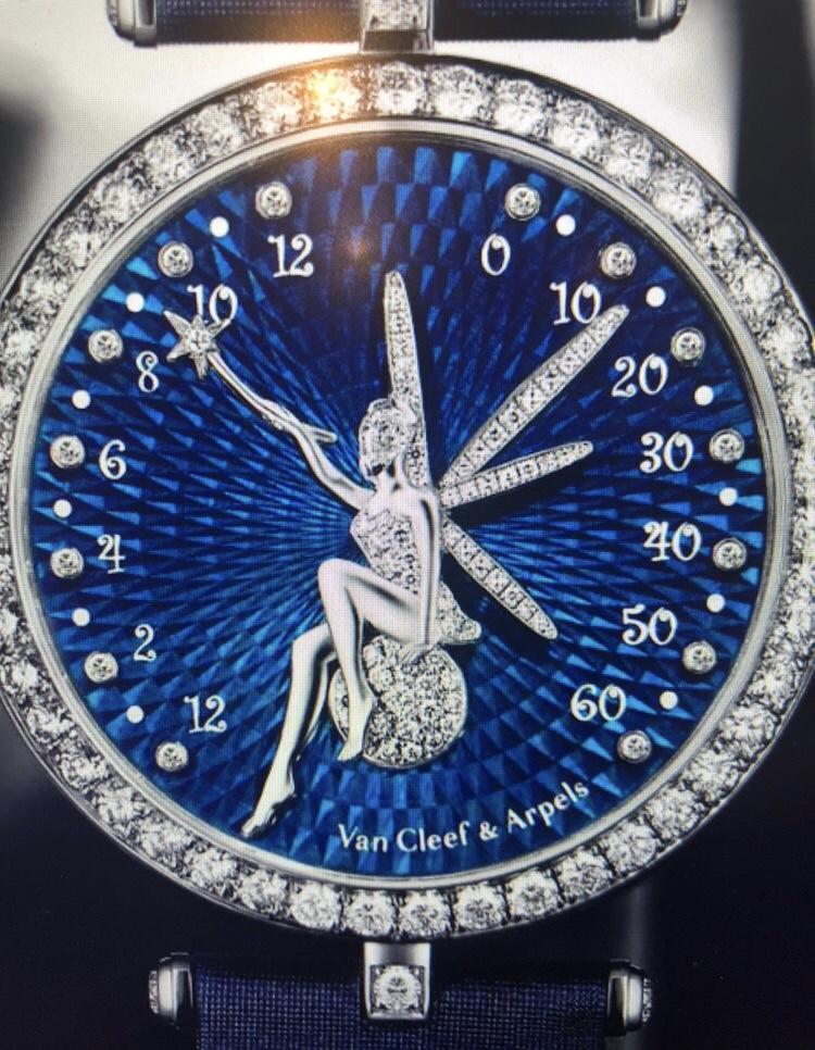 Часы Van Cleef&Arpels