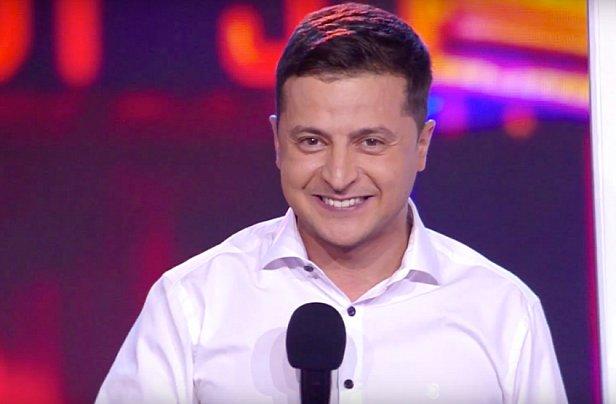 Зеленский в рейтинге влиятельности обогнал Вакарчука