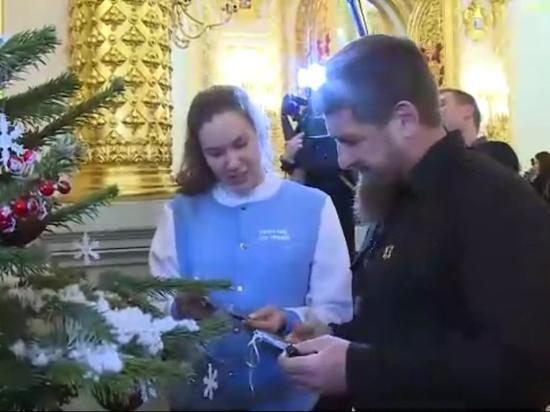 Новый год в Москве и встреча с Кадыровым: исполнены мечты детей из Чечни