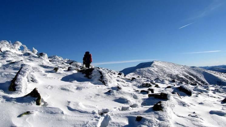 Зима на вершинах: Що бачать туристи, які…