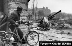 Будапешт у лютому 1945 року, коли Валленберґа уже там не було