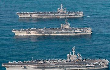 Авианосные группы США получат ещё больше мощных «шершней»