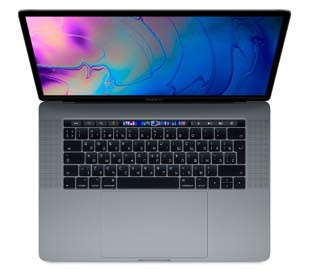 Apple может выпустить MacBook с сенсорным экраном