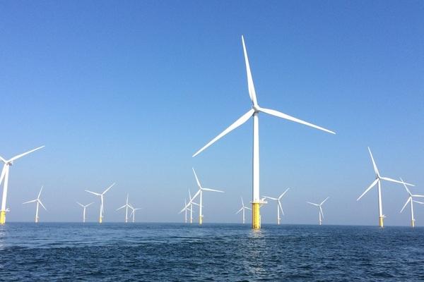 Офшорні вітрогенератори
