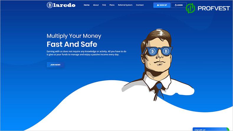 Laredo Limited обзор и отзывы HYIP-проекта