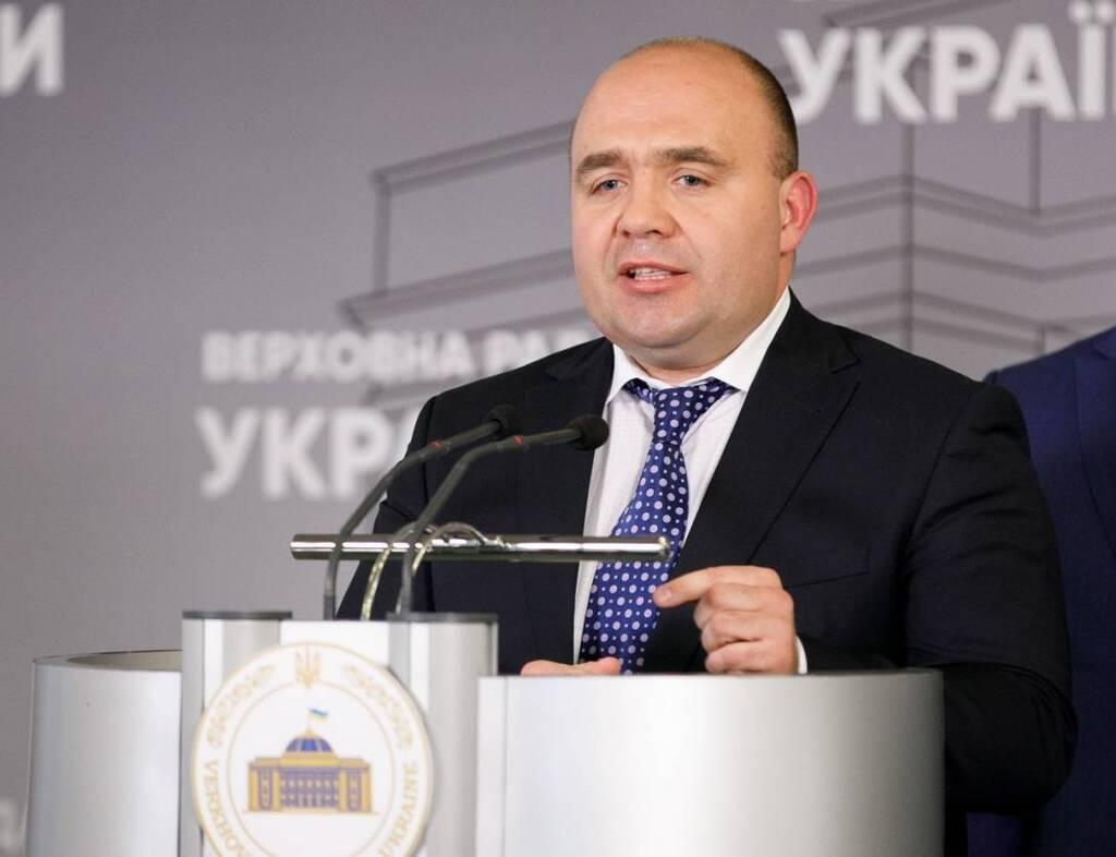 """Народний депутат від """"Опозиційної платформи – За життя"""" Олександр Лукашев"""