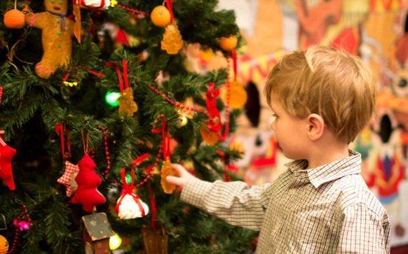 Как выбрать игрушки на новогоднюю елку