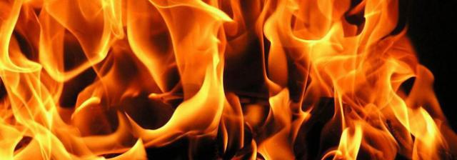 Спасатели всю ночь тушили пожар в Одесской области