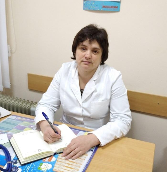 Оксана Пастухова — лікар загальної практики — сімейний лікар