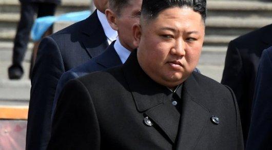 Ким Чен Ын впервые не поздравил корейцев с Новым годом — РИА Новости©