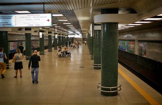 Новый Генплан Киева предусматривает 14 новых станций метро