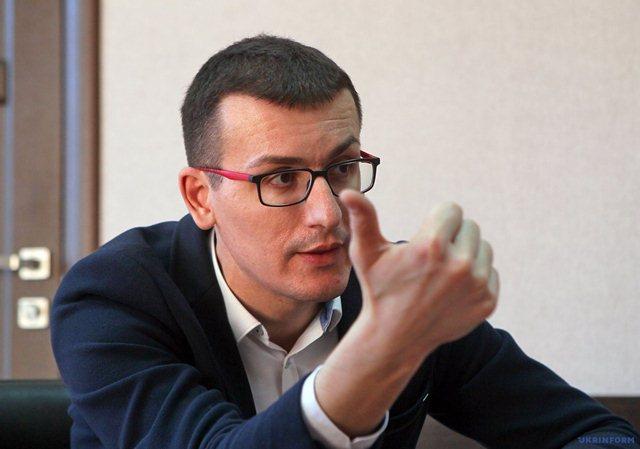 Сергей Томиленко, глава НСЖУ