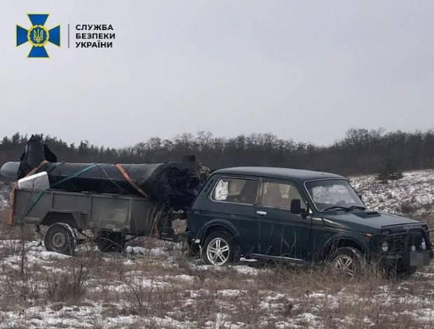 Прокуратура Луганской области совместно с СБУ пресекли попытку гражданина Украины осуществить незаконный вывоз в Россию товара двойного использования — составной части военного вертолета МИ-24.