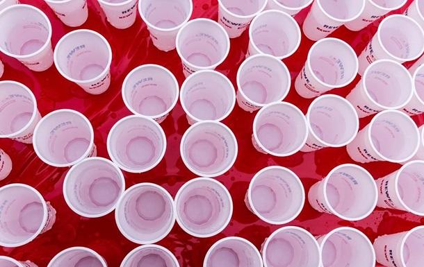В 2019 году Рада купила 171 тысячу одноразовых стаканчиков