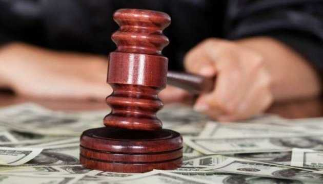 Пойманному на взятке главе Черновицкого облсовета назначен залог в ₴10 миллионов