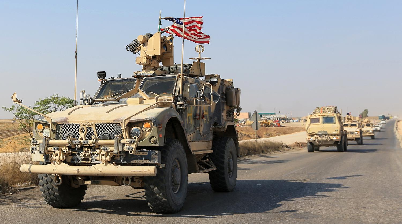 В Сирии американские военные открыли огонь по мирным жителям
