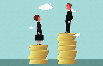 В Беларуси рекордно увеличился разрыв между зарплатами мужчин и женщин