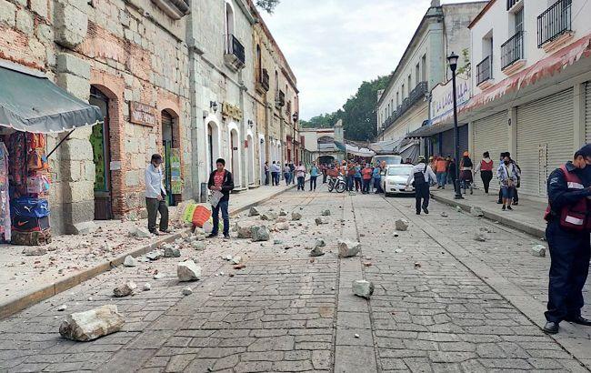 Возросло число жертв землетрясения в Мексике