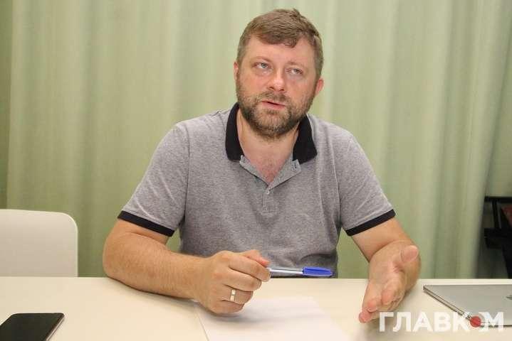 Ім'я Ірини Аллахвердієвої, запевнив Корнієнко, не мало ніякого відношення до обговорюваних питань, а просто «потрапило в монтаж» — Корнієнко заявив, що скандальний запис про депутатку Аллахвердієву змонтований