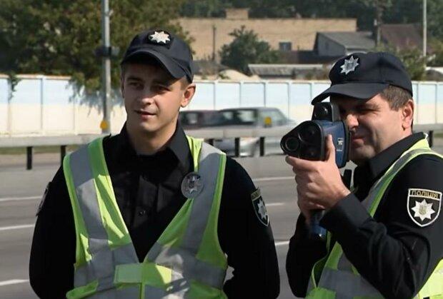Полиция с TruCam. Фото: скрин youtube