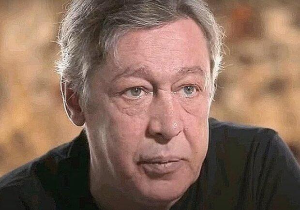 Михаил Ефремов. Фото: скриншот YouTube