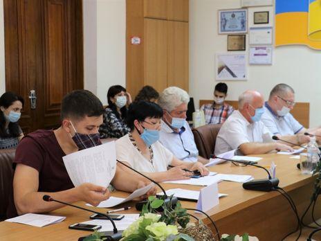 Рішення про послаблення карантинних обмежень ухвалила міськрада Житомира