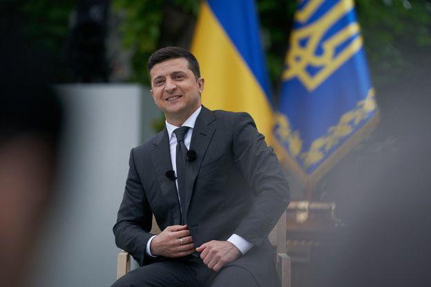 Зеленский наградил орденом 'За заслуги' трёх херсонцев