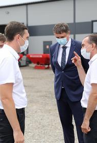 Губернатор Кубани с рабочим визитом побывал в Староминском районе