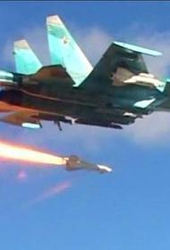 Российские ВКС, похоже, бомбили безлюдную пустыню